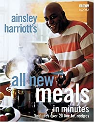 Ainsley Harriott's All New Meals in Minutes by Ainsley Harriott (2003-10-09)