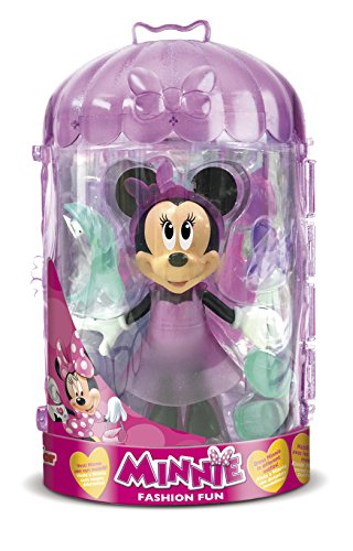 Image of Minnie Mouse Fashion Doll - Fashion Fun