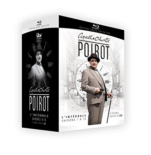 Hercule Poirot-L'intégrale des Saisons 1 à 13 [Blu-Ray]