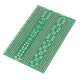 Sourcingmap-Universal Single-sided 2,54mm Pitch PCB placa de circuito impreso 7x 11cmm