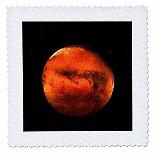 3drose USA, Florida, Titusville (, Kennedy Space Center, NASA, Mars.–Quilt Platz, 6von 6(QS _ 206977_ 2)