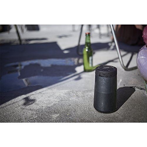 51aAOiUqzTL - [Amazon.de] BOSE SoundLink Revolve Bluetooth Lautsprecher schwarz portabel mit Akku für nur 169€ statt 180€