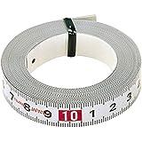 Tajima PIT10MW Ruban mesure adhésive 1 m x 13 mm