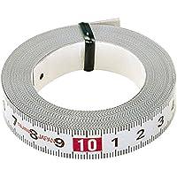 Tajima PIT10MW – Cinta de medición adhesiva, blanco, 4781501