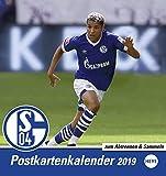 Schalke 04 Sammelkartenkalender - Kalender 2019