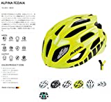 ALPINA Erwachsene Fedaia Fahrradhelm, be Visible, 58-63 für ALPINA Erwachsene Fedaia Fahrradhelm, be Visible, 58-63