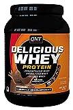 QNT Delicious Whey Protein Powder, Belgian Chocolate, 350 g