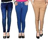 Zrestha Blue Jeans With Skin Jegging Com...