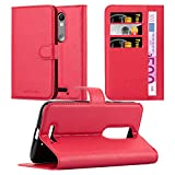 Cadorabo Book Case works with Motorola MOTO X FORCE in