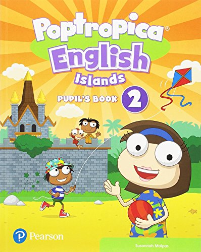 Poptropica English Islands Level 2 Handwriting Pupil's Book plus Online por Susannah Malpas