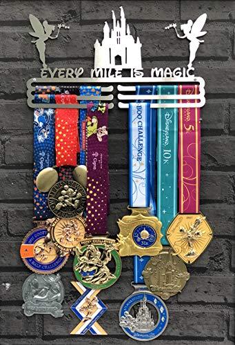 The Runners Wall Magic Miles Medaillen-Auslage -