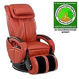 aktivshop Massagesessel »Komfort Deluxe«, mit Shiatsu-Massagefunktion, drehbar, Transportrollen …
