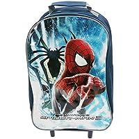 Marvel Spiderman 2 Amazing Spiderman Wheeled Bag