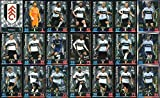 MATCH ATTAX 2018/19 FULHAM - FULL 21 CARD TEAM SET including ALL 3 FULHAM MAN OF THE MATCH CARDS