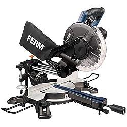 FERM Sierra ingletadora 1500W - 210mm