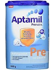 Aptamil Pronutra Pre Anfangsmilch, von Geburt an, 800 g