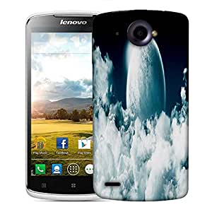 Snoogg Beautiful Night Designer Protective Phone Back Case Cover For Lenovo S920