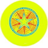 Discraft - Frisbee Ultra-Star, peso 175 g, colore: Giallo