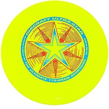 Discraft 802001-106 Ussy 175 G Ultrastar Frisbee (Yellow) 0