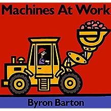 Machines at Work Board Book by Byron Barton (1997-08-23)