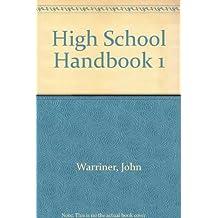 High School Handbook 1