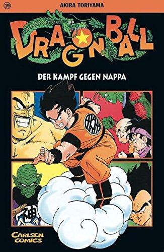Dragon Ball, Bd.19, Der Kampf gegen Nappa