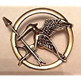 THE HUNGER GAMES Mockingjay Bird Pin Movie Film Collectable