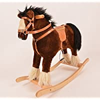 ALANEL SMALL TITAN Handmade SMALL Rocking Horse MADE IN EUROPE