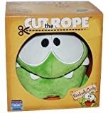 "Cut The Rope Happy Om Nom ~5"" Mini-Plush"