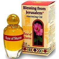 Salbung Öl mit Biblischen Gewürze von Jerusalem 0.34oz (10ml) Rose of Sharon preisvergleich bei billige-tabletten.eu