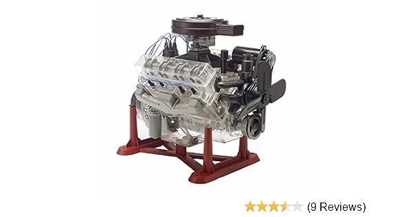 Revell Monogram 1:4 RVM8883 Visible V-8 Engine