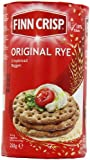 Finn Crisp Original  Rye 250 g (Pack of 12)
