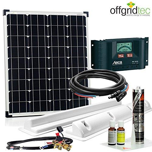 Caravan Solar Set 80wp 12v Wohnmobil Solaranlage Preispiraten De