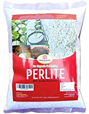 Casa De Amor Perlite for Hydroponics & Horticulture Terrace Gardening Soil Conditioner Healthy Root Growth Retains Moisture Allows Aeration