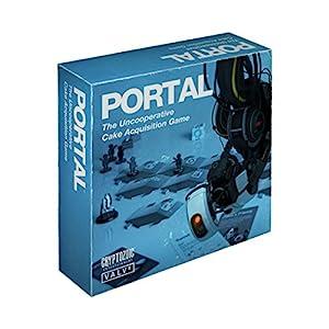 portal: Portal The Uncooperative Board Game