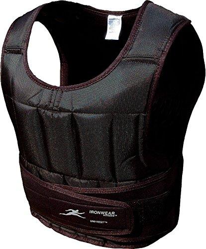 Power Systems Uni-Vest, Gewichtsweste mit abnehmbaren Gewichten, schwarz