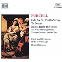 Purcell: Ode For St. Cecilia's Day / Te Deum