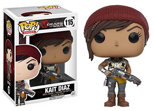 Funko Pop Kait Diaz (Gears of War 115) Funko Pop Gears of War