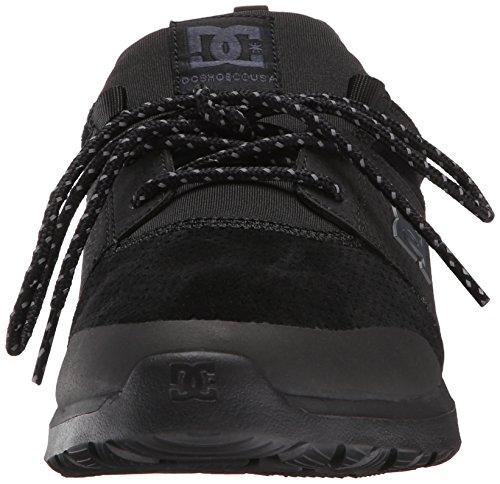 Dc - - Heathrow Man Prête Des Chaussures Basses Décontractées Black / Battleship / Bla