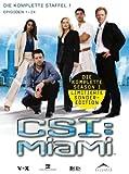 CSI: Miami - Die komplette Season 1 (6 DVDs) -
