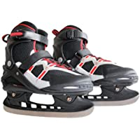 Ultrasport Ice Skates including Blade Guards and Carrying Case - TÜV/GS approved