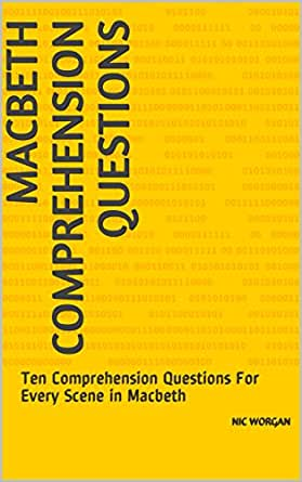 Macbeth comprehension questions ten comprehension questions for kindle price fandeluxe Choice Image