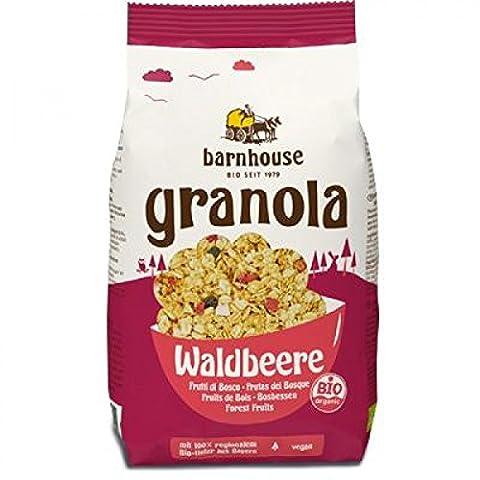 Barnhouse Bio Granola Müsli Waldbeere, 375 g