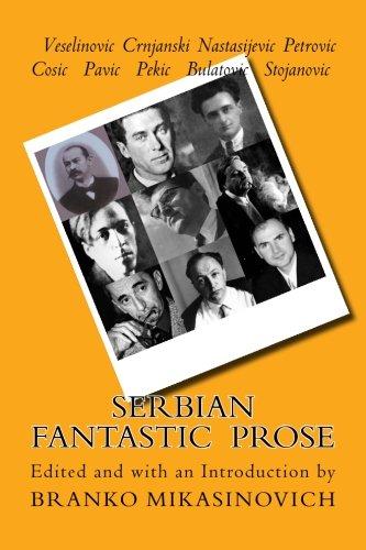 Serbian Fantastic Prose