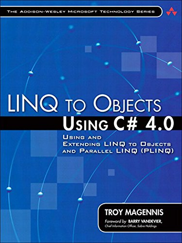 LINQ to Objects Using C# 4 0: Using and Extending LINQ to