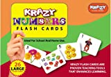 Krazy Numbers - Flash Cards