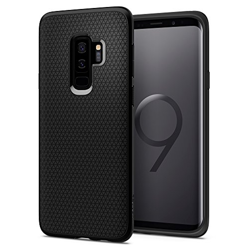 Spigen® [Liquid Air Funda Galaxy S9 Plus Durable
