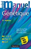 Mini Manuel de Génétique - L1/L2, PACES, IUT - Format Kindle - 9782100771981 - 12,99 €