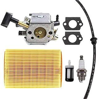 Aisen Carburettor with Air Filter for STIHL BR340BR340L BR380BR420BR420°C SR340SR420Back Pack Blower
