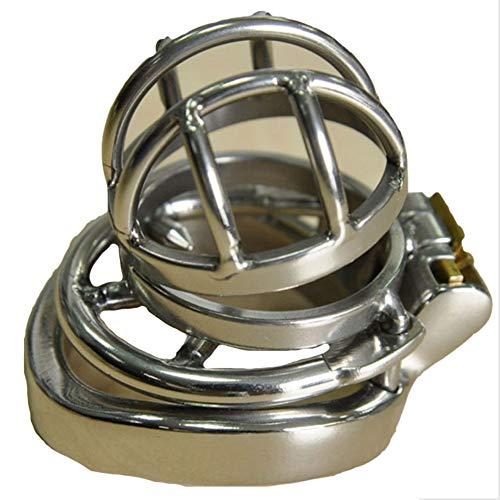 G-AX Keuschheitsgürtel Ultra-Kurze Anti-Offset-Version des Keuschheitsschlosses Curved Snap Ring (größe : 50mm) -